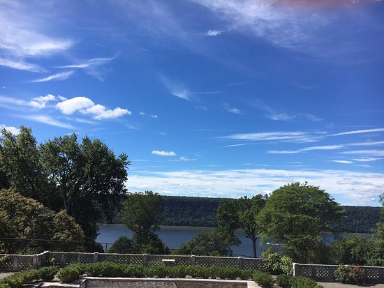 Yonkers, estado de Nueva York: Beautiful day at the gardens