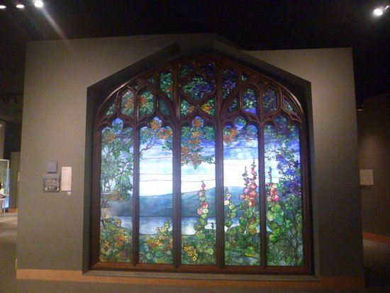 Corning, Estado de Nueva York: Vitral