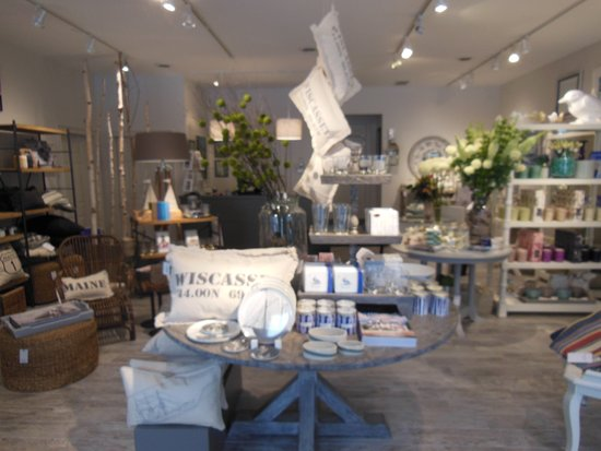 Wiscasset, ME: Great collections of home decor and gifts