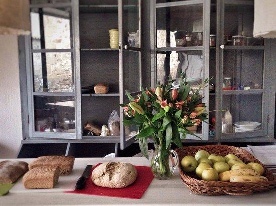 Camallera, Ισπανία: panes y pasteles