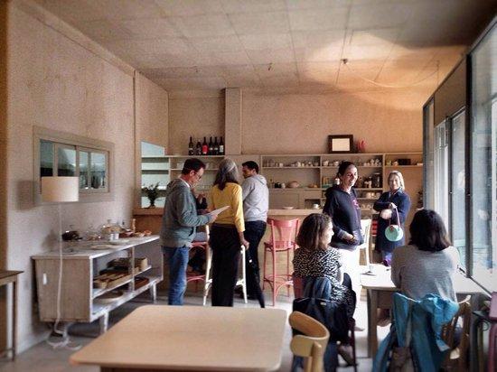 Camallera, Ισπανία: Hora del desayuno