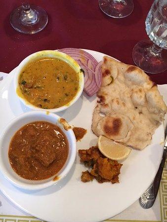 Wayne, بنسيلفانيا: Taste of India-6
