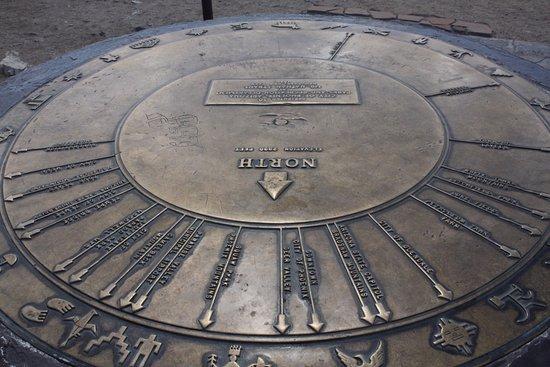 South Mountain Park: Sundial