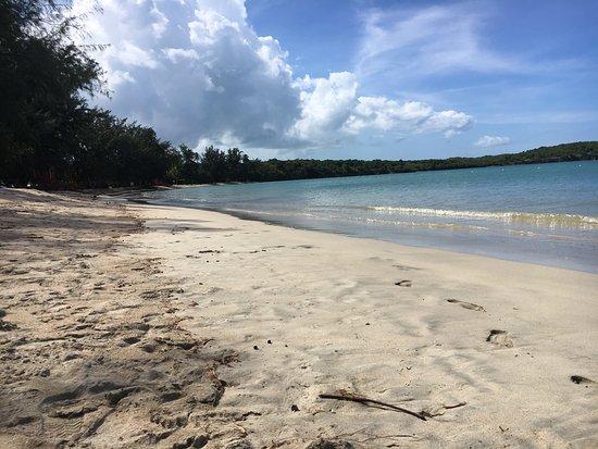 Seven Seas Beach: So quiet beach