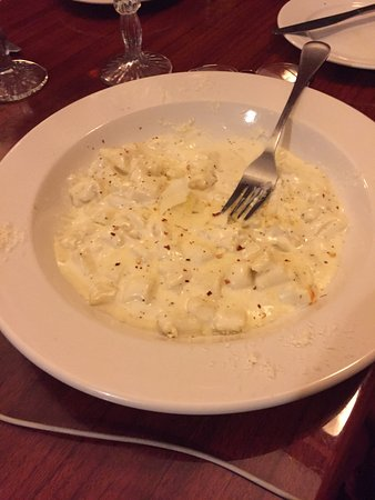 North Miami, FL: Gnocci with cheese
