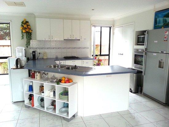 Sunbury, Australia: Kitchen