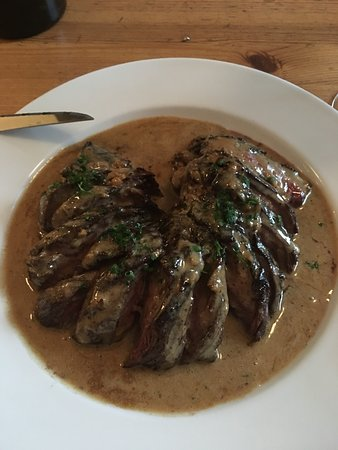 Walla Walla, WA: Steak minus the frites