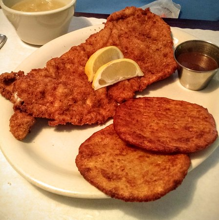 "Duke of Germany: Schnitzel ""Wiener Art"""