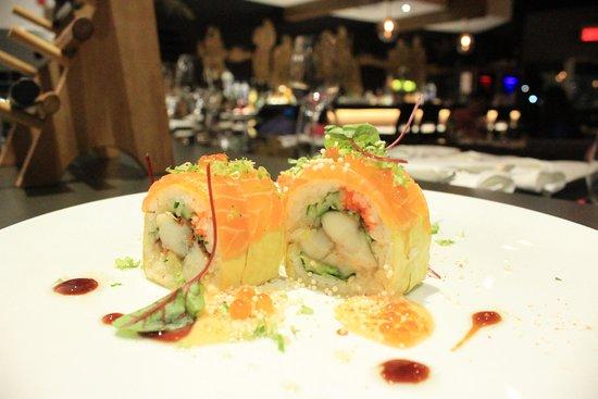 Varennes, Kanada: Spécialité Sushi: Ise Ebi