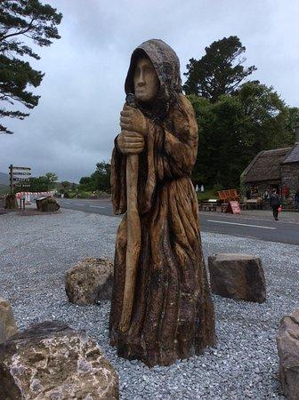 Kenmare, Irlanda: Parking