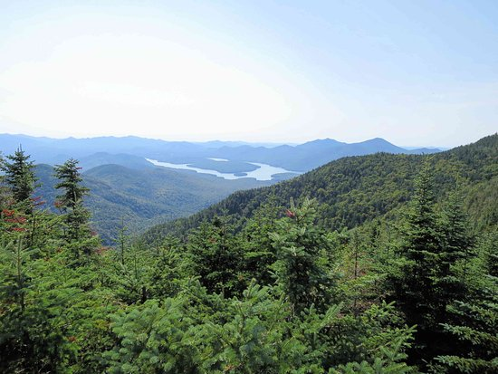 Wilmington, NY: View from the top of LIttle WhiteFace Mountain