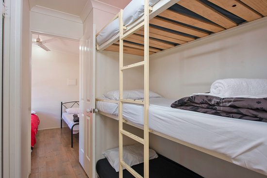 Ballina, Australia: Bunk beds in Large Family Cabins