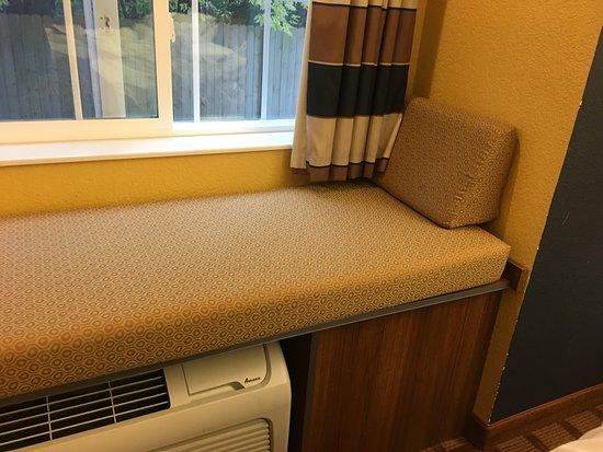 Kearney, NE: window seat