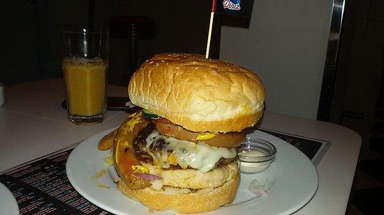 Intergalactic Diner: Great food :-)