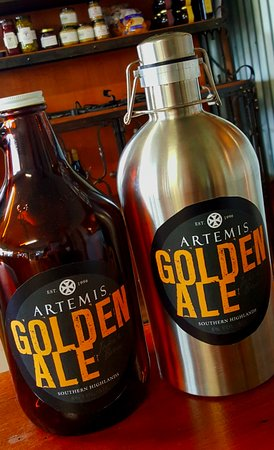 Mittagong, Avustralya: We make beer too!