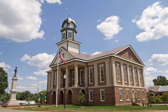 Pittsboro, NC: Chatham Co. Courthouse