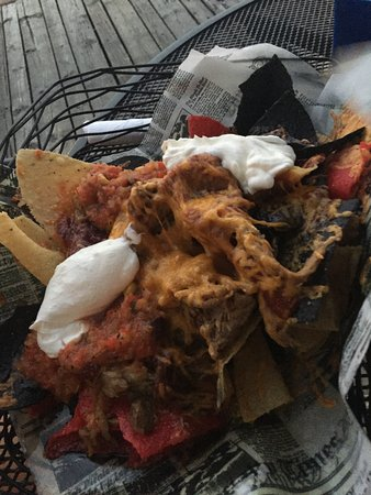 Huron, OH: nachos