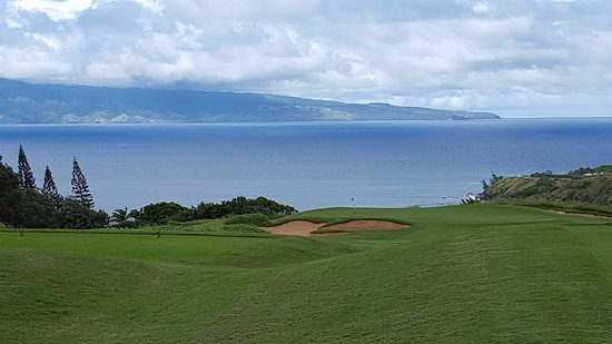 Kapalua Plantation Course: Par 3 Approach