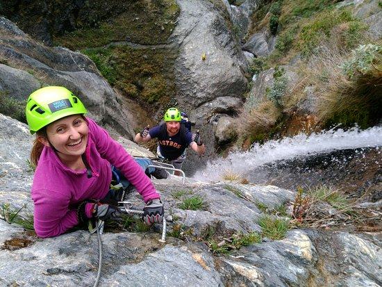 Роторуа, Новая Зеландия: Great climb!