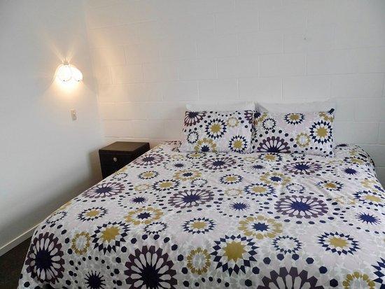 Raglan, นิวซีแลนด์: Unit 5. Longboard Louies - Bedroom