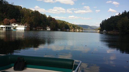 Lake Lure, Carolina del Norte: 20161018_133905_large.jpg