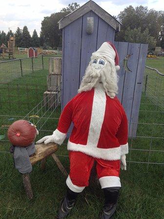 Richland, MI: Santa Claus