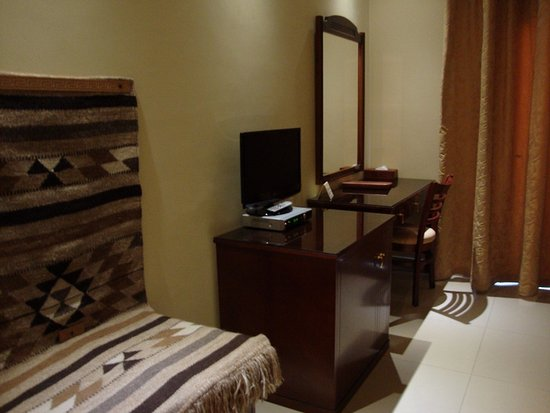 luggage rack for bedroom. Mosaic City Hotel  luggage rack TV and desk Picture of Madaba