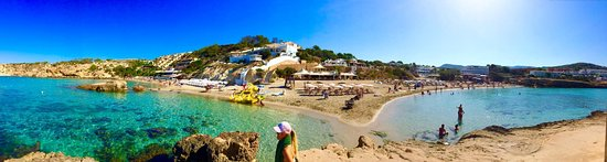 Cala Tarida Photo