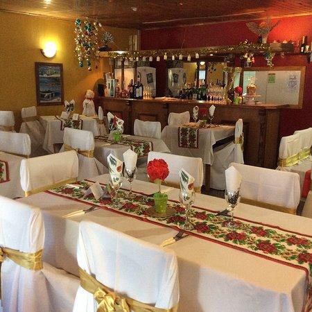 D'Angela Restaurante: de lujo