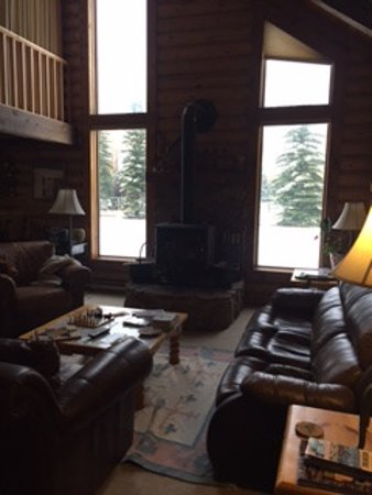 Wilson, WY: Living area