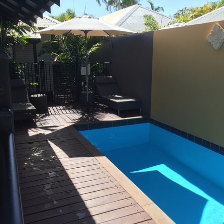 The Pearle of Cable Beach: Pool area