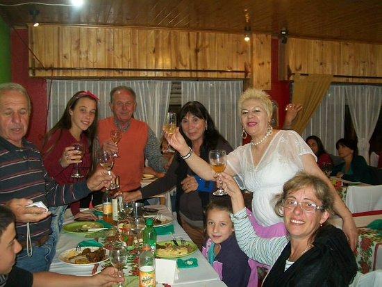 D'Angela Restaurante: Quédate hasta el brindis !!