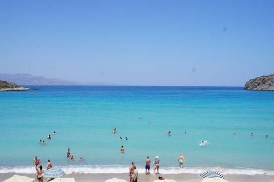 Istron, Yunani: Voulisma Beach