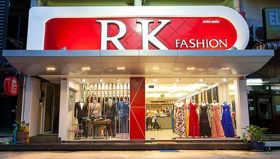 ‪RK Fashions and Tailors‬