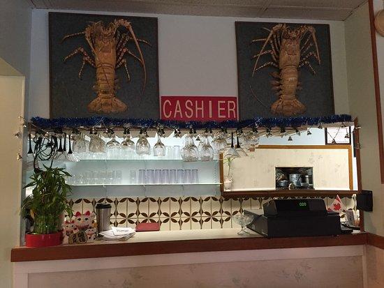 Prince Rupert, كندا: Cashier area