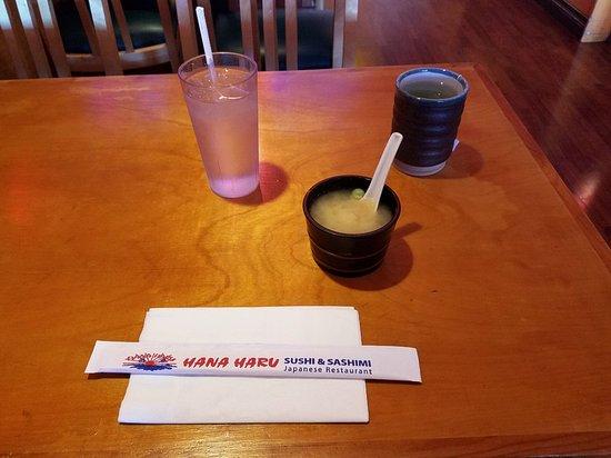 Эль Сегундо, Калифорния: Miso Soup