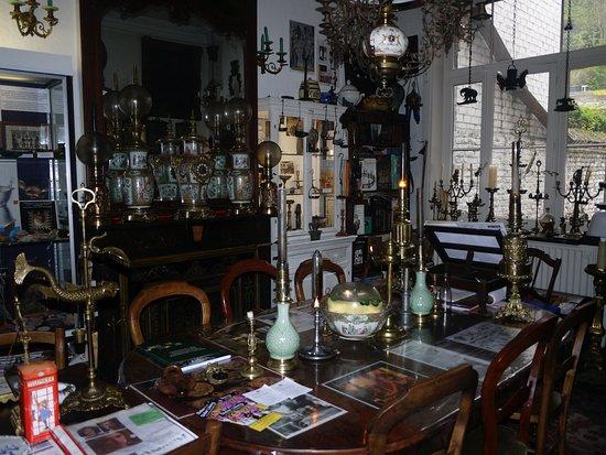 Musee de l'Eclairage Au Gaz Et d'Histoire du Luminaire Ancien