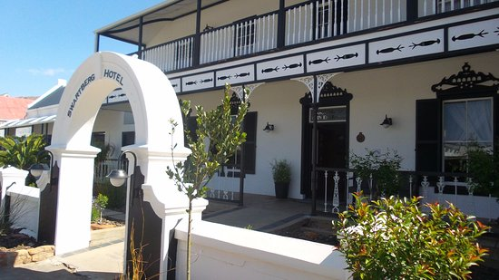 Prince Albert, South Africa: Front View