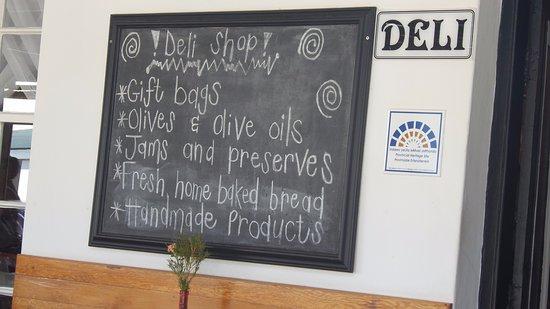 Prince Albert, South Africa: Deli Shop