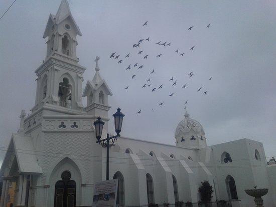 Templo Parroquial de La Virgencita de las Tres Ave Marias