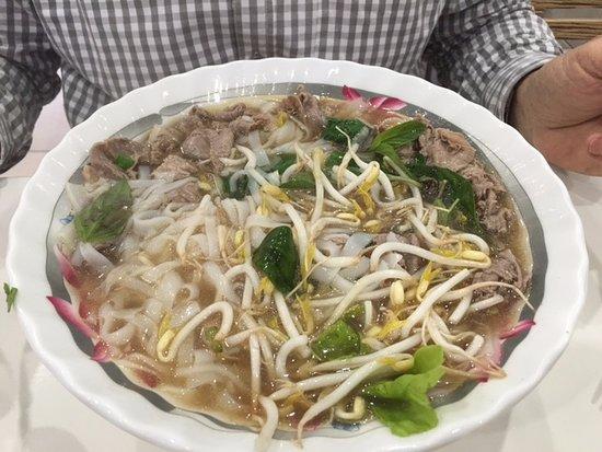 Bankstown, Australien: A meal in itself