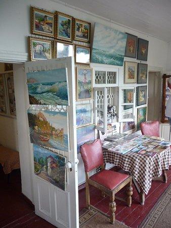 Hurzuf: Картины местных художников