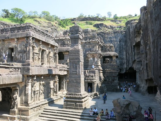 Recommended Guided Tour For Ajanta And Ellora Caves