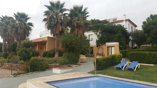 Alcaucin, إسبانيا: Hotel Cortijo de Salia