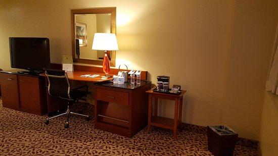 Norwalk, CA: Desk Area