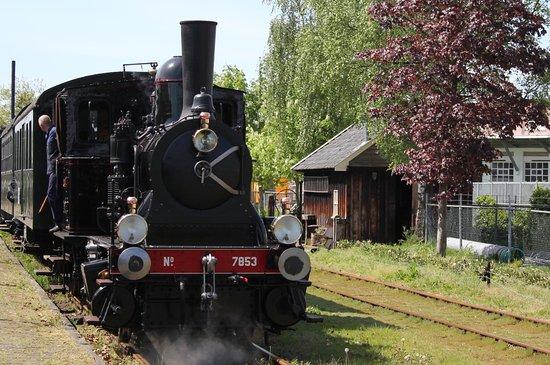 Museum Buurtspoorweg: MBS in Haaksbergen