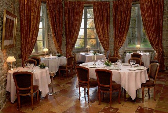 Kervignac, Francia: Locguenole - 1ere salle de restaurant