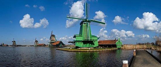 Badhoevedorp, The Netherlands: Zaanse schans