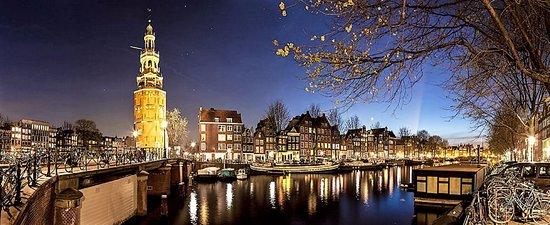Hotel Herbergh Amsterdam Airport: Amsterdam center