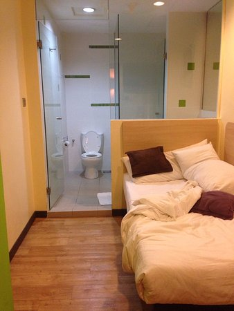 360 Xpress Citycenter Kuching: Single room